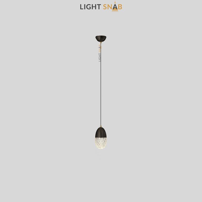 Подвесной светильник Grape цвет черный