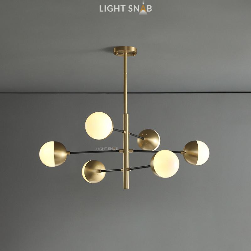 Люстра Ilva 6 ламп