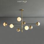 Люстра Ilva 8 ламп