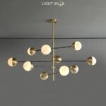Люстра Ilva 10 ламп