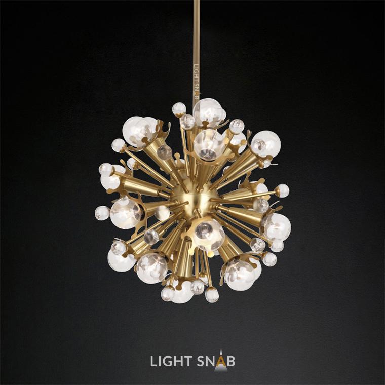 Дизайнерская люстра Impulse в форме шара