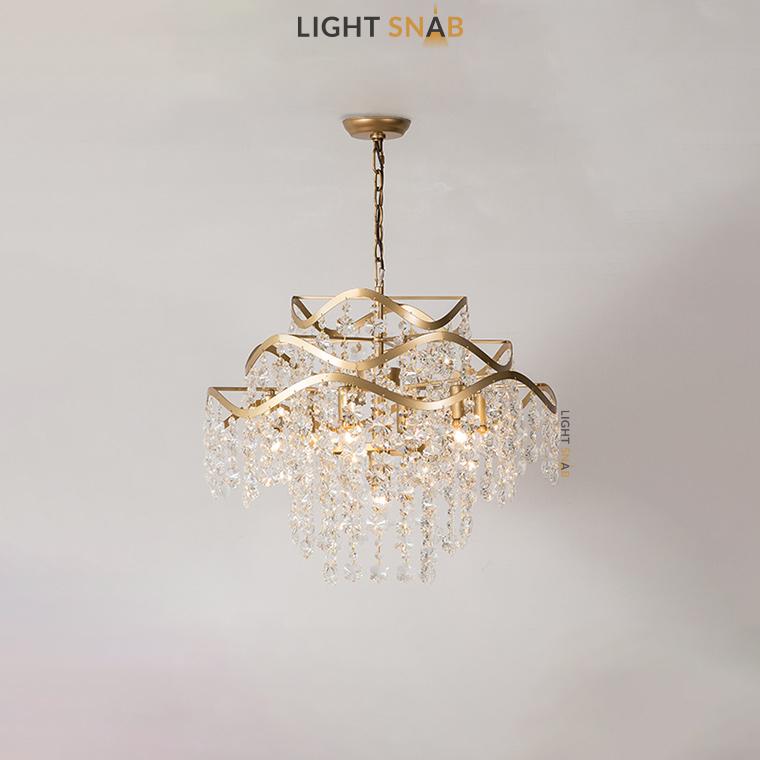 Дизайнерская люстра Isabel 7 ламп