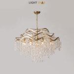Дизайнерская люстра Isabel 9 ламп