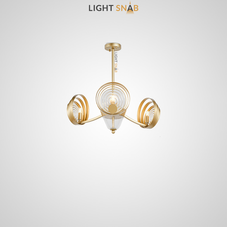 Люстра Istan 3 лампы