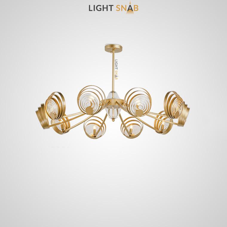 Люстра Istan 10 ламп