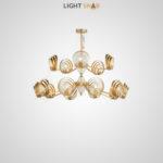 Люстра Istan 15 ламп