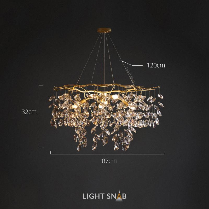 Люстра Jasna 8 ламп