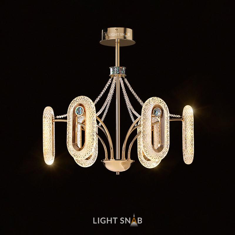 Люстра Kezia Ch 6 ламп