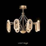 Люстра Kezia Ch 8 ламп