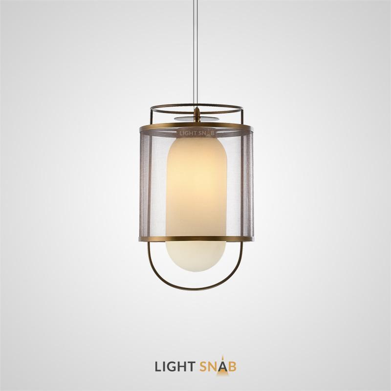 Подвесной светильник Kioto размер S цвет латунь