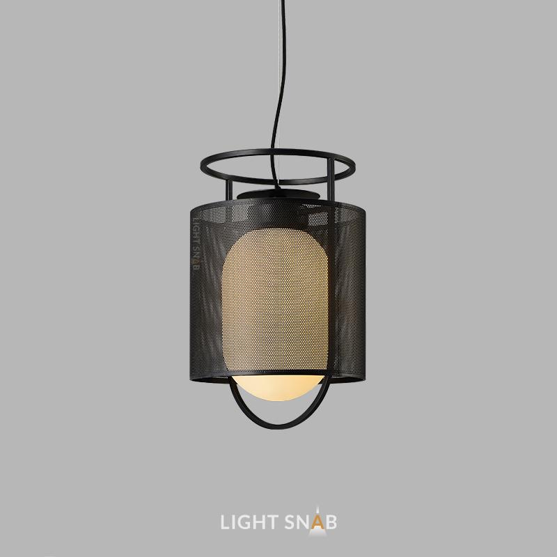 Подвесной светильник Kioto размер S цвет черный