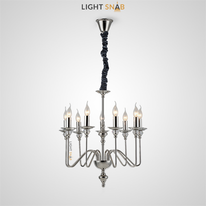 Люстра Latium 9 ламп