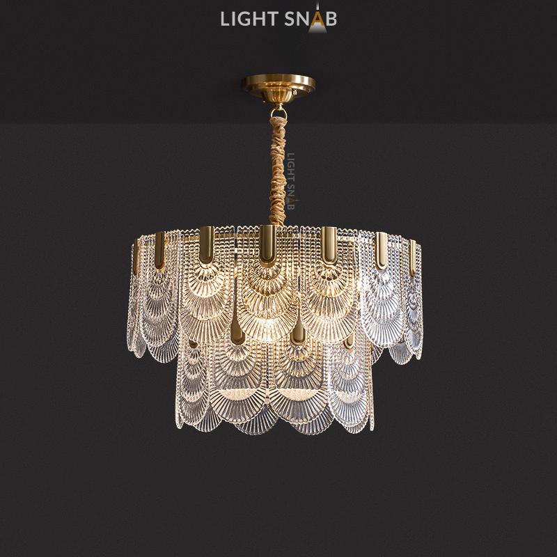 Люстра Laurence 9 ламп