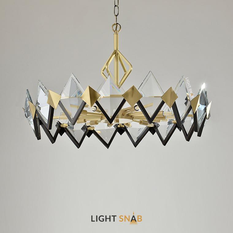 Люстра Lenora 15 ламп. Размер L
