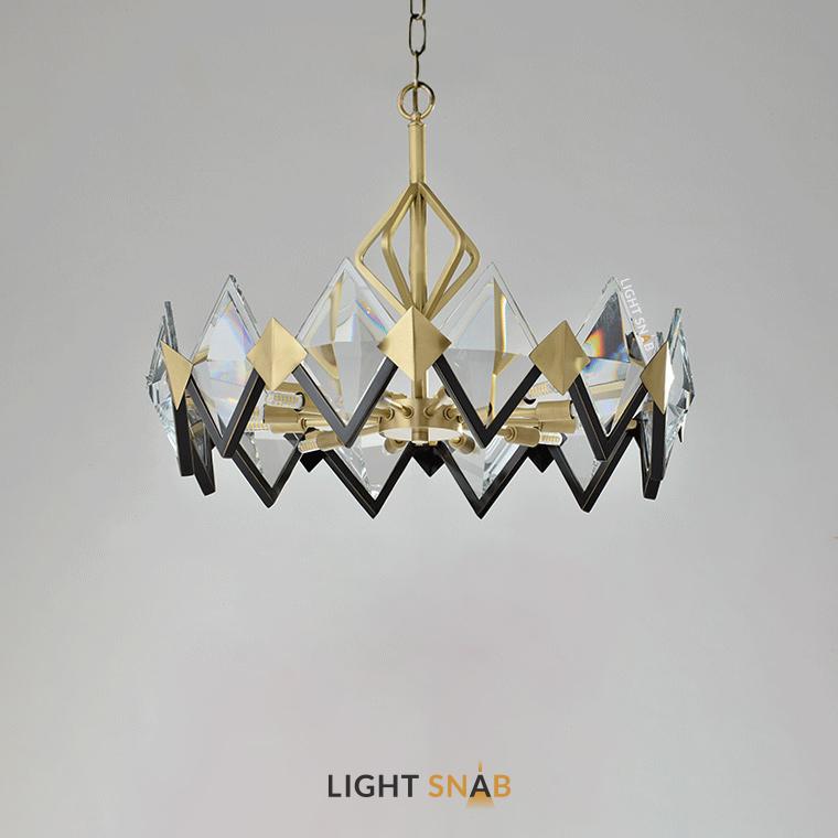 Люстра Lenora 12 ламп. Размер M