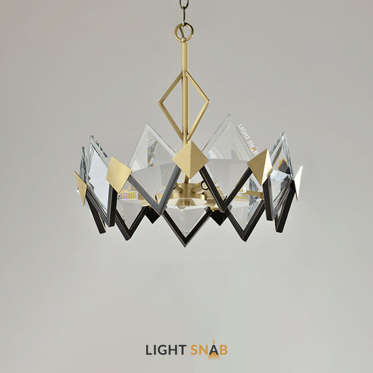 Люстра Lenora 9 ламп. Размер S