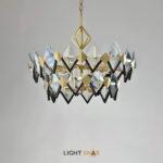 Люстра Lenora 25 ламп. Размер XL
