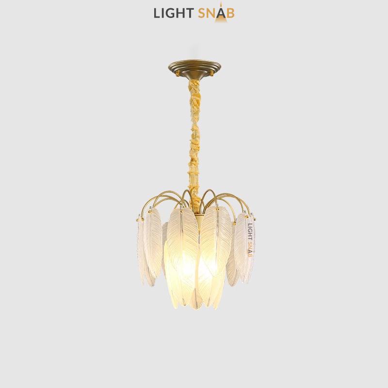 Люстра Lorina 4 лампы