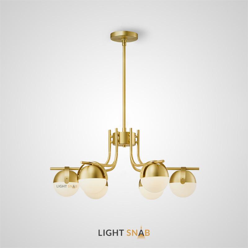 Дизайнерская люстра Maggy 6 ламп