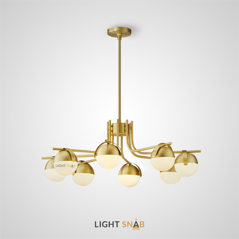 Дизайнерская люстра Maggy 8 ламп
