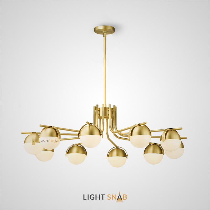 Дизайнерская люстра Maggy 10 ламп