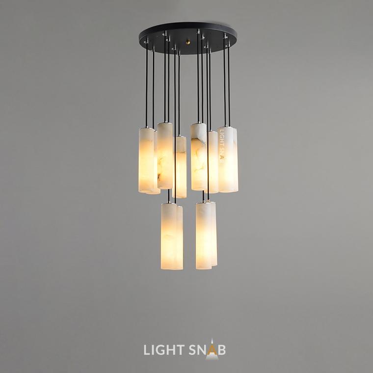 Дизайнерский подвесной светильник Marble Elit 12 ламп
