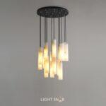 Дизайнерский подвесной светильник Marble Elit 16 ламп