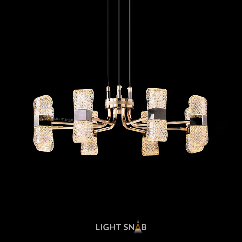 Светодиодная люстра Marsella 8 ламп