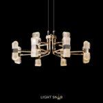 Светодиодная люстра Marsella 12 ламп