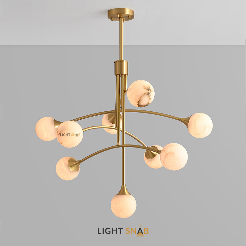 Дизайнерская люстра Maylin 9 ламп