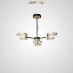 Дизайнерская люстра Mern 3 лампы