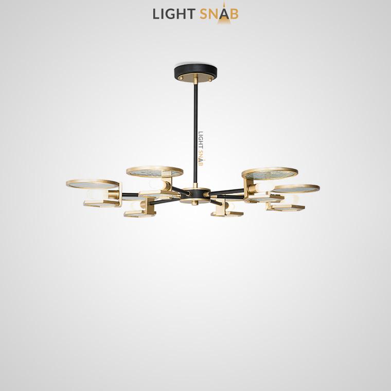 Дизайнерская люстра Mern 6 ламп
