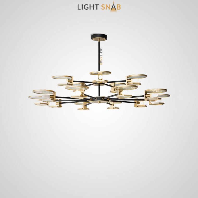 Дизайнерская люстра Mern 15 ламп