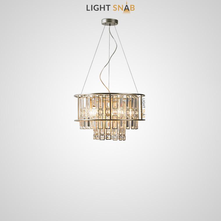 Дизайнерская люстра Midar 6 ламп модель A