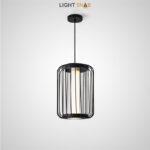 Подвесной светодиодный светильник Might размер S цвет черный