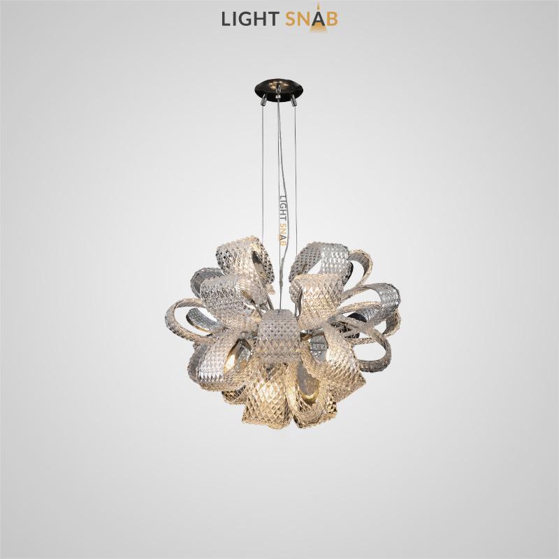 Дизайнерская люстра Mirabelle 15 ламп
