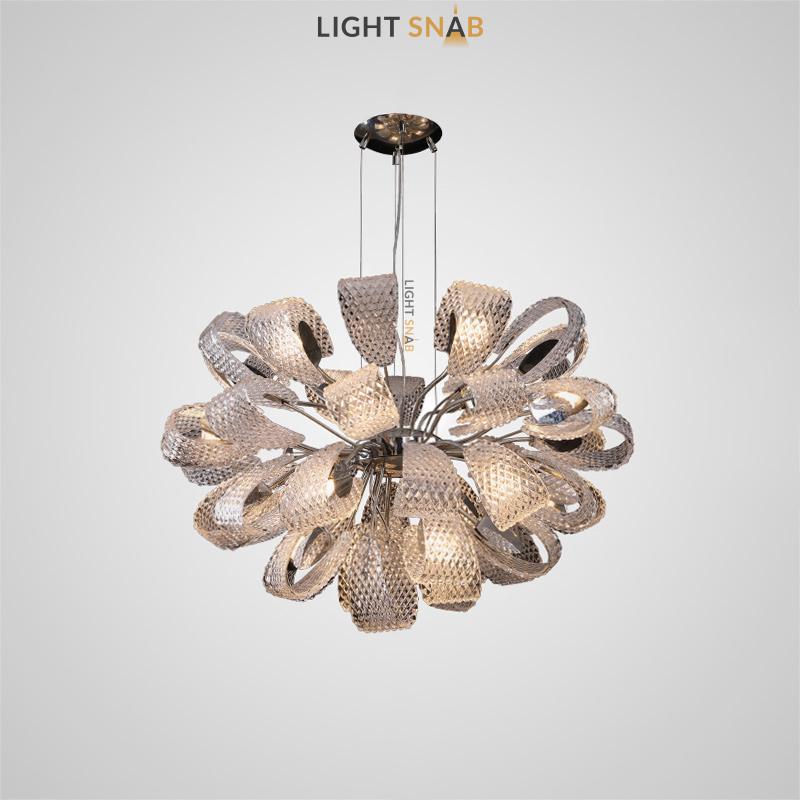Дизайнерская люстра Mirabelle 24 лампы