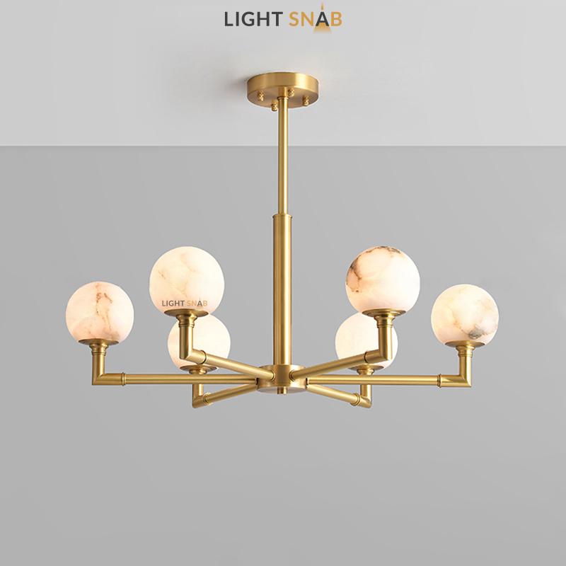 Люстра Nancy 6 ламп