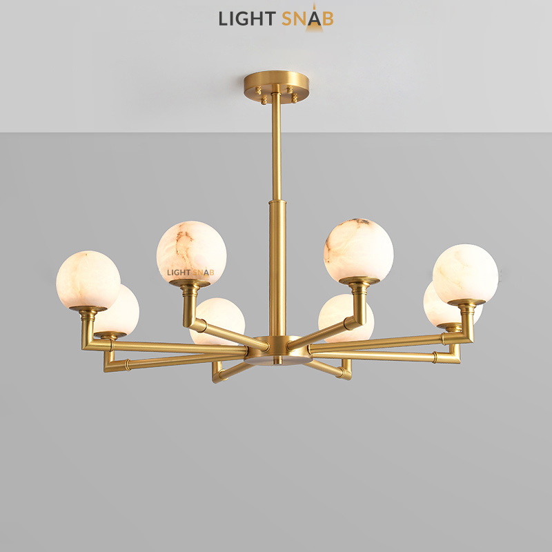 Люстра Nancy 8 ламп