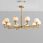 Люстра Nancy 10 ламп