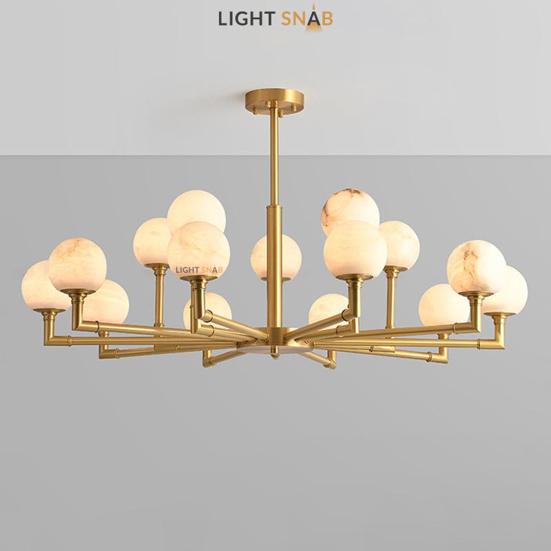 Люстра Nancy 15 ламп