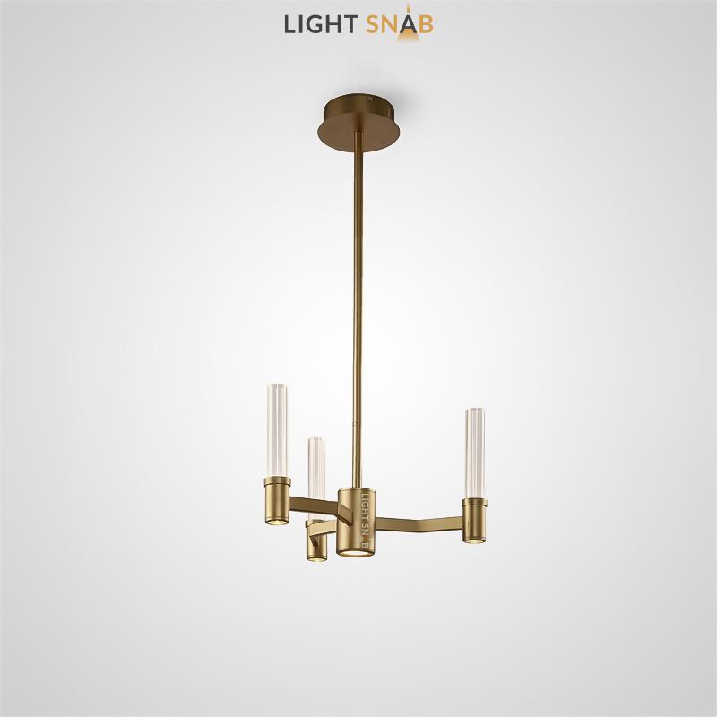 Светодиодная люстра Narda 3 лампы