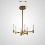 Светодиодная люстра Narda 6 ламп