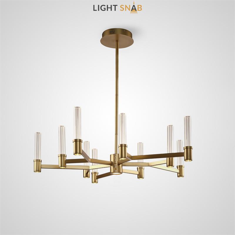 Светодиодная люстра Narda 12 ламп