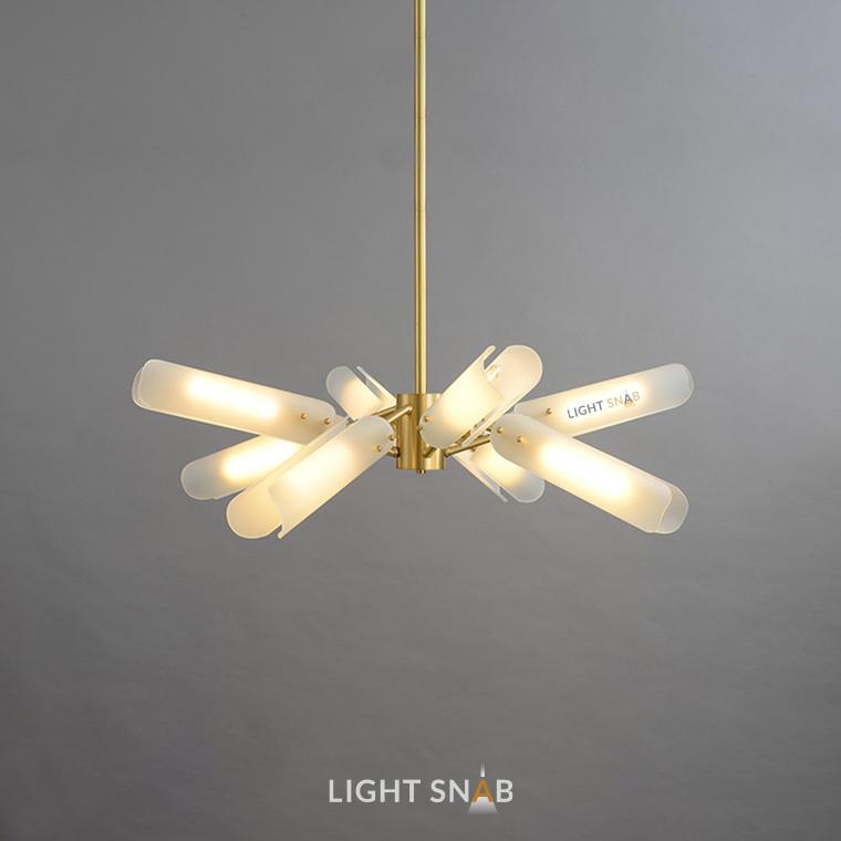 Дизайнерская люстра Nerola 8 ламп