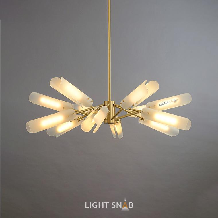 Дизайнерская люстра Nerola 12 ламп