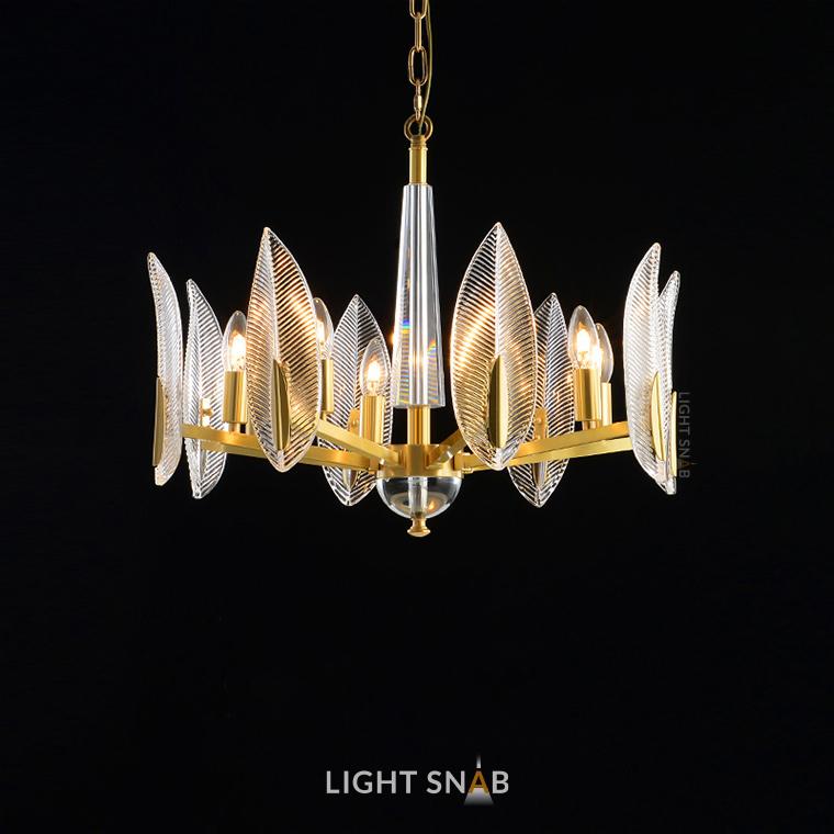 Дизайнерская люстра Niba B 8 ламп