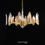Дизайнерская люстра Niba B 10 ламп