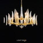 Дизайнерская люстра Niba B 15 ламп