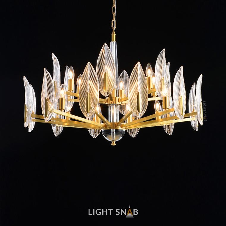 Дизайнерская люстра Niba B 18 ламп